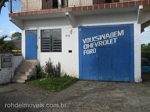 Casa 2 Dorm, São José, Cachoeira do Sul (66838) - Foto 5