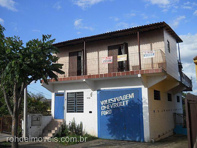 Casa 2 Dorm, São José, Cachoeira do Sul (66838) - Foto 4