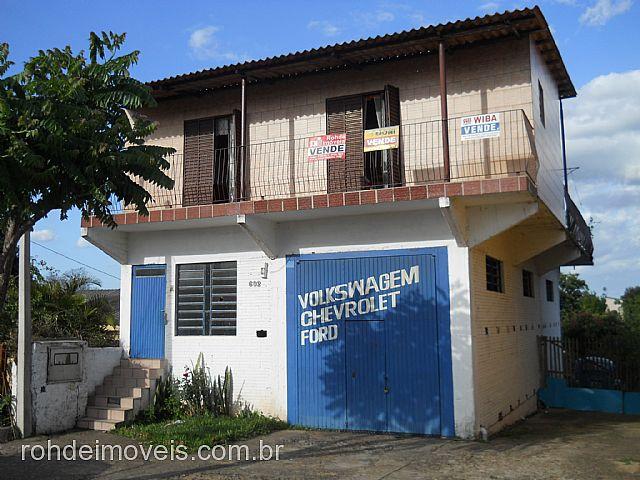 Casa 2 Dorm, São José, Cachoeira do Sul (66838)