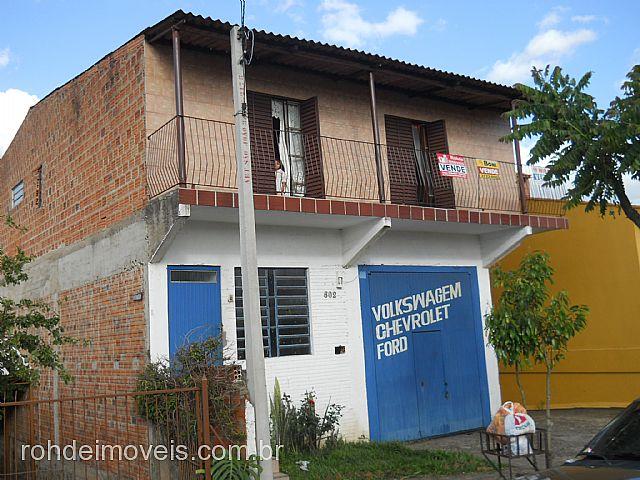 Casa 2 Dorm, São José, Cachoeira do Sul (66838) - Foto 3