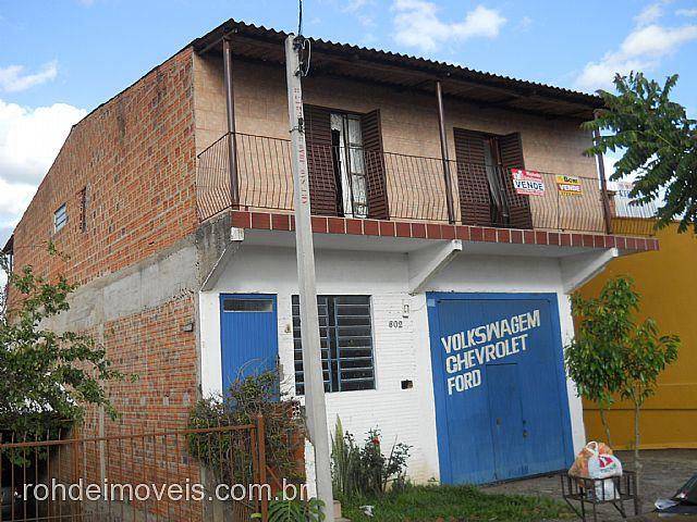 Casa 2 Dorm, São José, Cachoeira do Sul (66838) - Foto 2