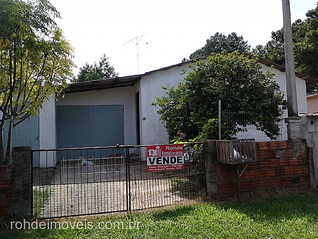 Casa 3 Dorm, Fátima, Cachoeira do Sul (81517)