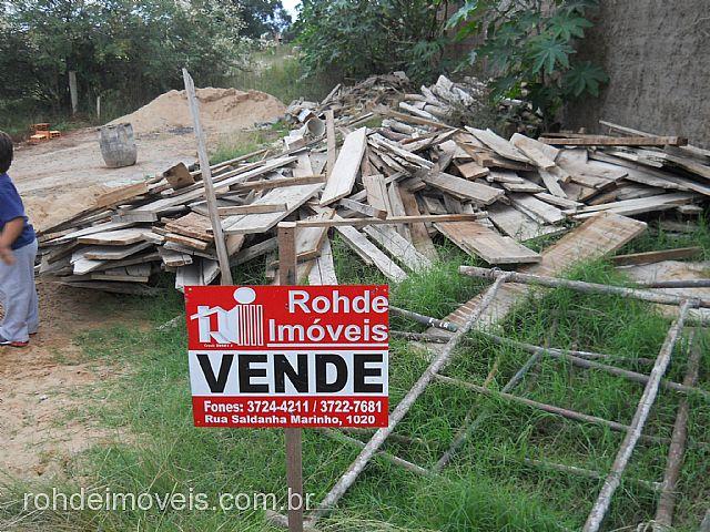 Rohde Imóveis - Terreno, Soares, Cachoeira do Sul