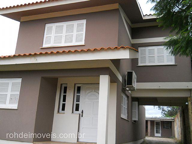 Rohde Imóveis - Casa 4 Dorm, Bom Retiro (85893)
