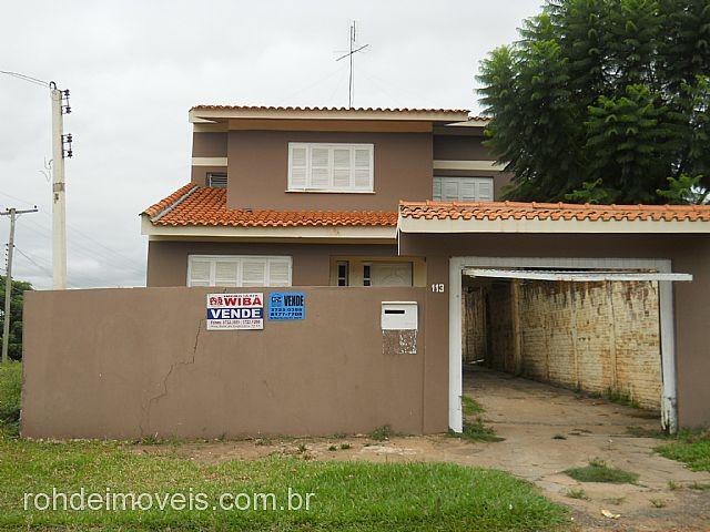 Casa 4 Dorm, Bom Retiro, Cachoeira do Sul (85893) - Foto 4