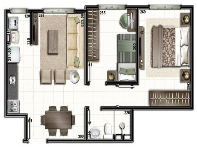 Mundi Imobiliária Gravataí - Apto 2 Dorm, Gravataí - Foto 3