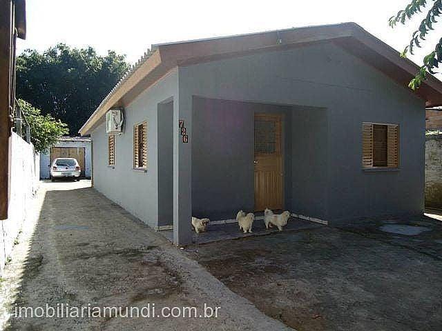 Casa 2 Dorm, Águas Claras, Gravataí (114623)