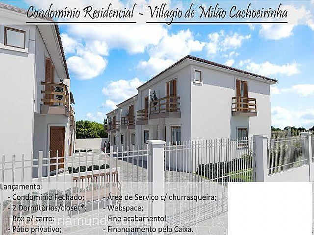Casa 2 Dorm, Parque Espirito Santo, Cachoeirinha (149768) - Foto 10