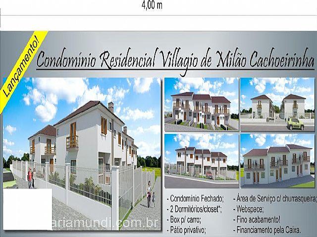 Casa 2 Dorm, Parque Espirito Santo, Cachoeirinha (149768) - Foto 7