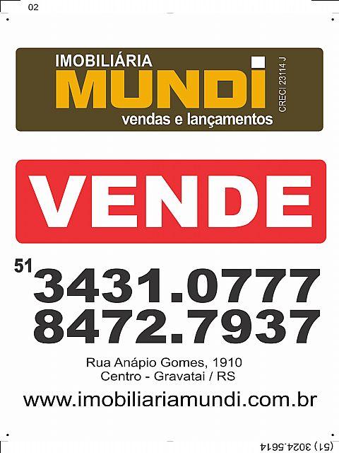Mundi Imobiliária Gravataí - Terreno (149896)