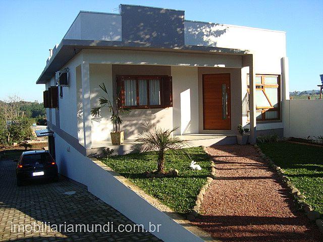 Imóvel: Mundi Imobiliária Gravataí - Casa 3 Dorm, Palermo