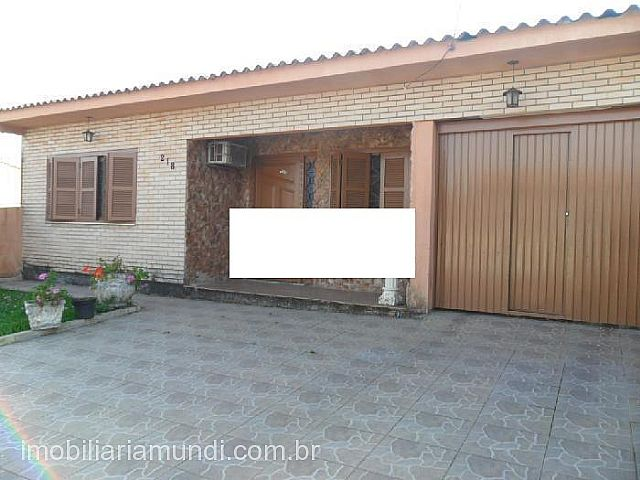 Casa 2 Dorm, Salgado Filho, Gravataí (202773)