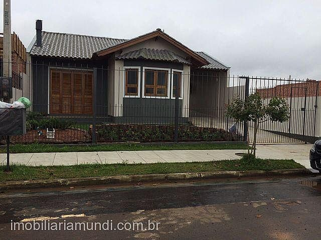Casa 2 Dorm, Valle Ville, Cachoeirinha (242298)