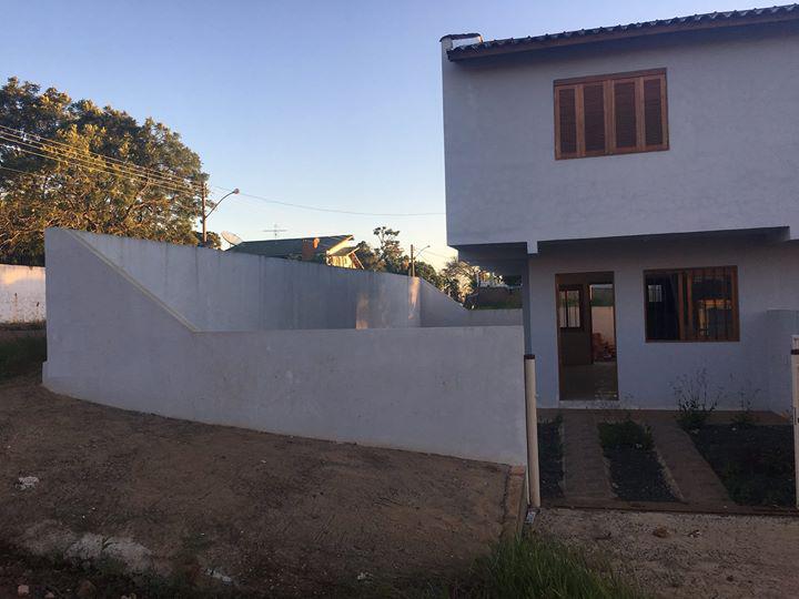 Casa 2 Dorm, Neópolis, Gravataí (252762)