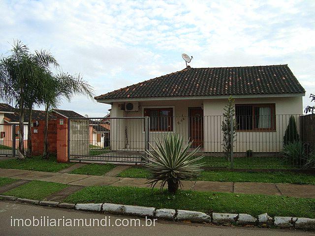 Mundi Imobiliária Gravataí - Casa 2 Dorm, Gravataí