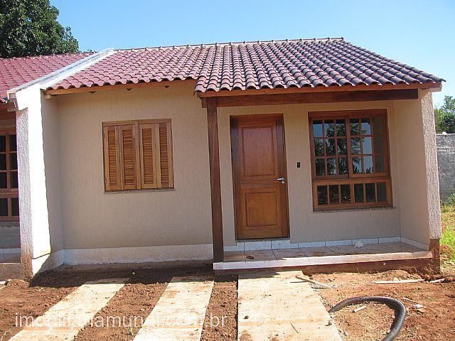 Casa 2 Dorm, Pôr do Sol, Gravataí (281686)