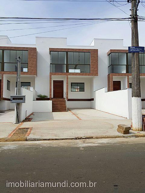 Casa 2 Dorm, Moradas do Sobrado, Gravataí (284191)