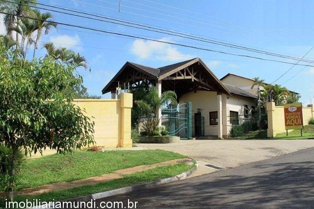 Casa 2 Dorm, Santa Cruz, Gravataí (309452)