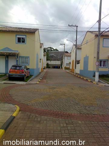 Casa 2 Dorm, Santa Cruz, Gravataí (314197)