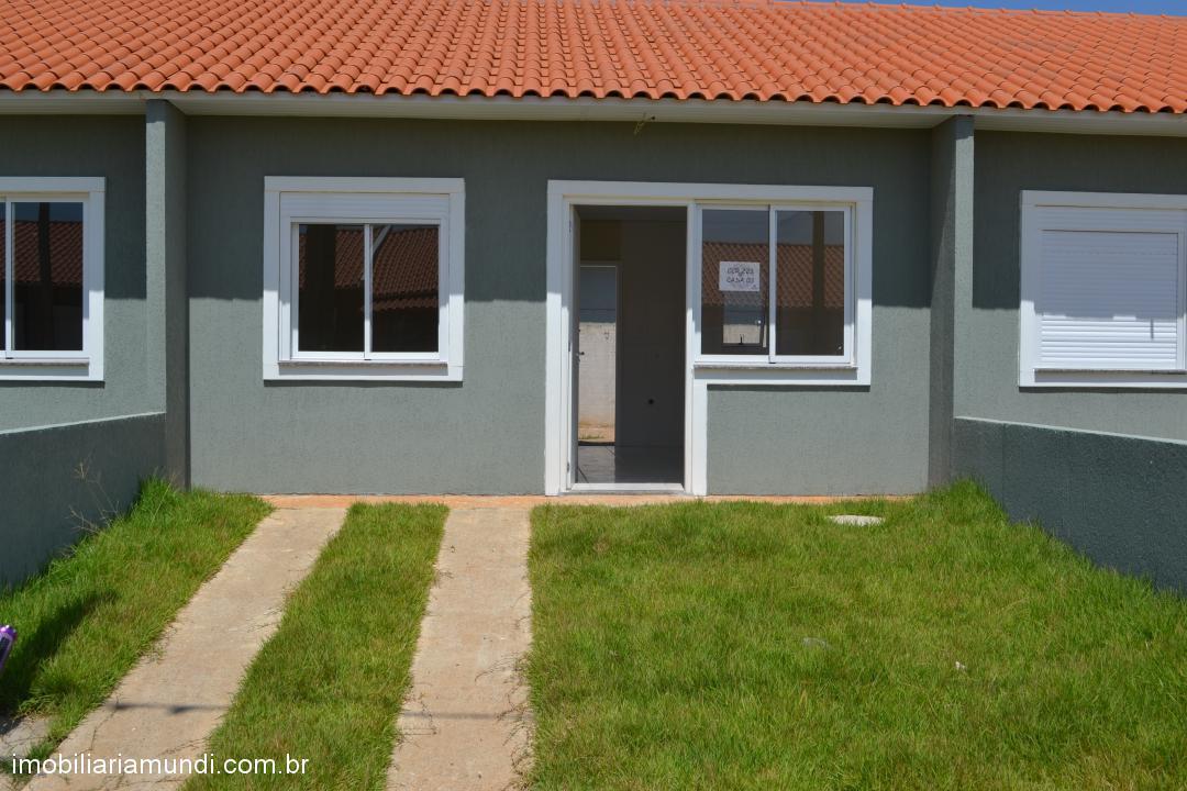 Mundi Imobiliária Gravataí - Casa 1 Dorm (339173)