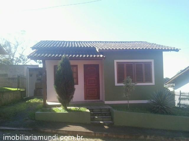 Casa 2 Dorm, Nossa Chácara, Gravataí (355489)