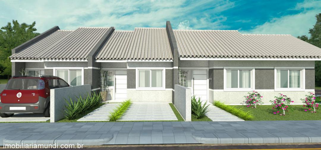 Mundi Imobiliária Gravataí - Casa 2 Dorm (363758)