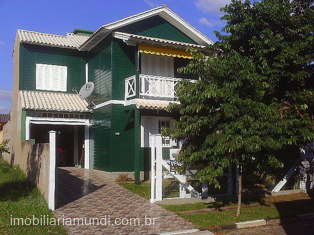 Casa 3 Dorm, Parque dos Anjos, Gravataí (38608)