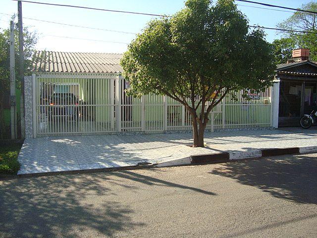 Casa 2 Dorm, Santa Cruz, Gravataí (38741)