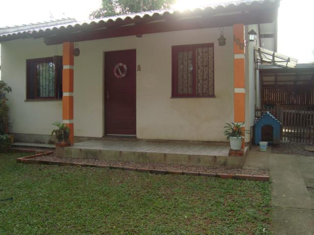 Casa 2 Dorm, Itacolomi, Gravataí (409335)
