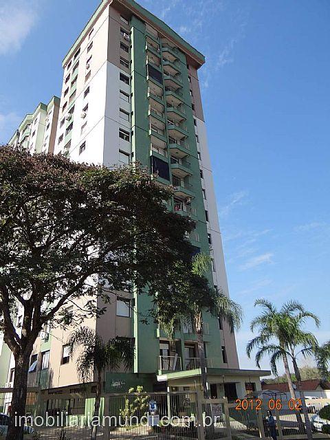 Apto 3 Dorm, Vila Cachoeirinha, Cachoeirinha (57007)