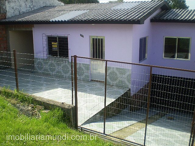 Mundi Imobiliária Gravataí - Casa 2 Dorm, Natal