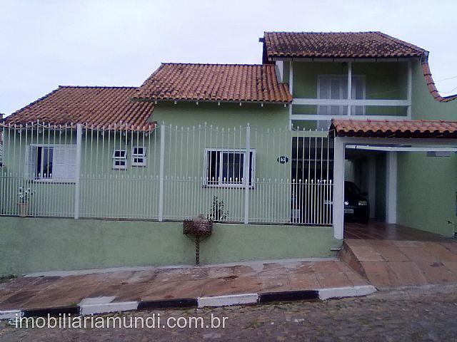 Casa 3 Dorm, Parque dos Buzios, Gravataí (74780)