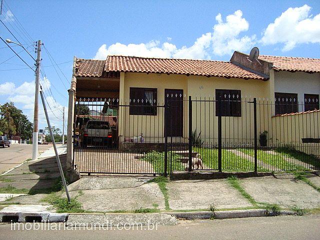 Casa 2 Dorm, Monte Belo, Gravataí (81248)