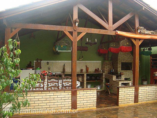 Casa 4 Dorm, São Vicente, Gravataí (81346) - Foto 2