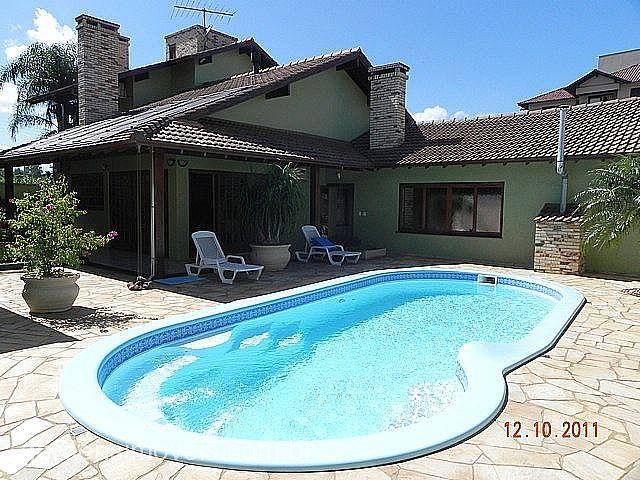 Casa 3 Dorm, Das Rosas, Nova Hartz (105076) - Foto 1