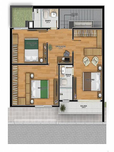Imobiliária Gestão - Casa 3 Dorm, Niterói, Canoas - Foto 7