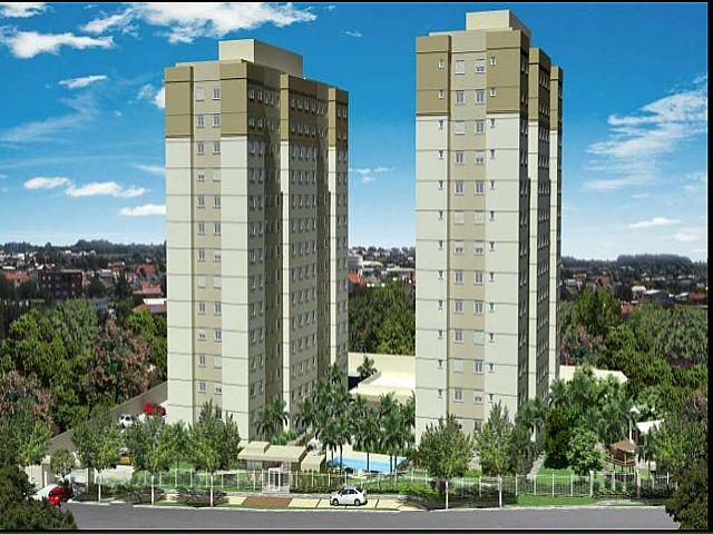 Imobiliária Gestão - Apto 3 Dorm, Centro, Gravataí