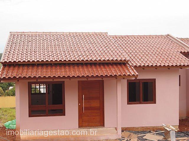 Imobiliária Gestão - Casa 2 Dorm, Berto Círio