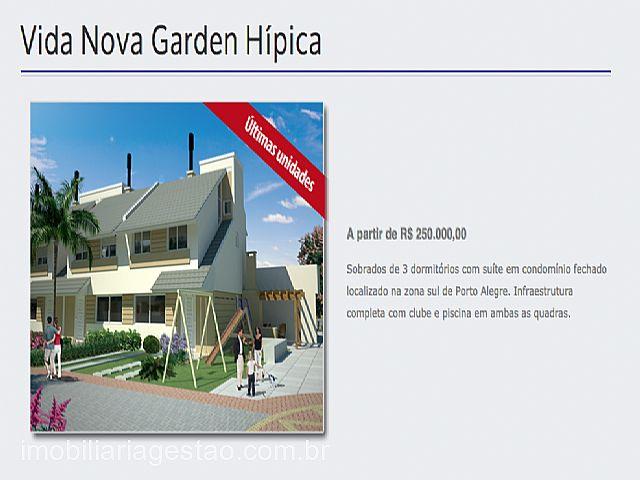 Imobiliária Gestão - Casa 3 Dorm, Hípica (255278) - Foto 7