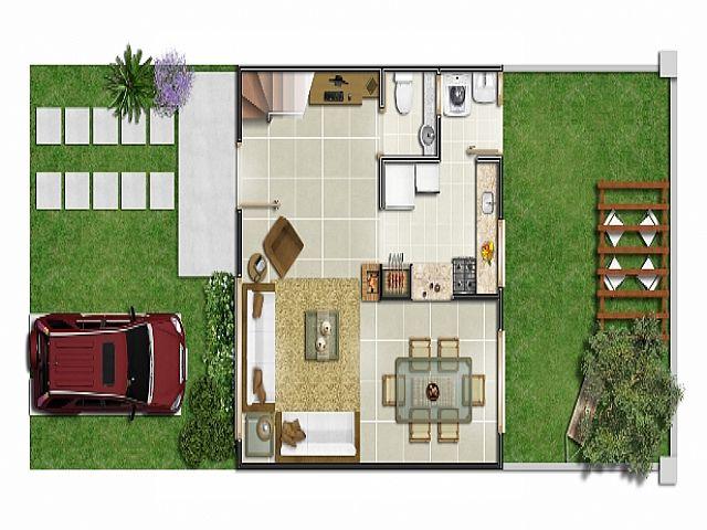 Imobiliária Gestão - Casa 3 Dorm, Hípica (255278) - Foto 6