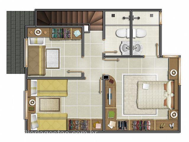 Imobiliária Gestão - Casa 3 Dorm, Hípica (255278) - Foto 5