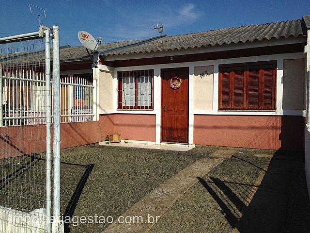 Imobiliária Gestão - Casa 2 Dorm, São José, Canoas