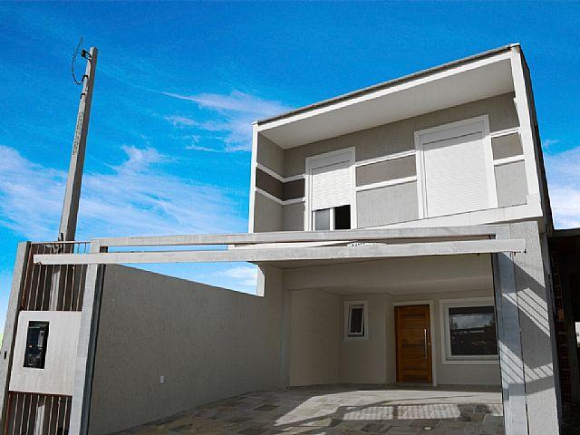 Casa 3 Dorm, Estância Velha, Canoas (279809) - Foto 8