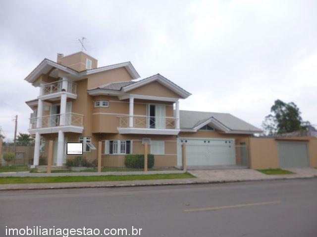 Imobiliária Gestão - Casa 4 Dorm, Igara, Canoas