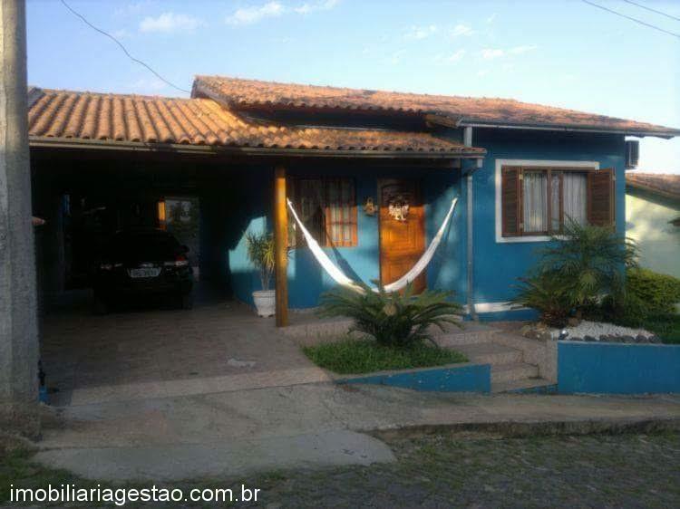 Casa 2 Dorm, Nossa Chácara, Gravataí (353064)