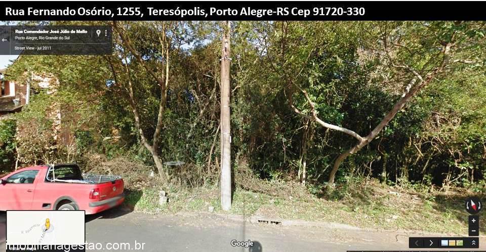 Terreno, Teresópolis, Porto Alegre (356559) - Foto 3