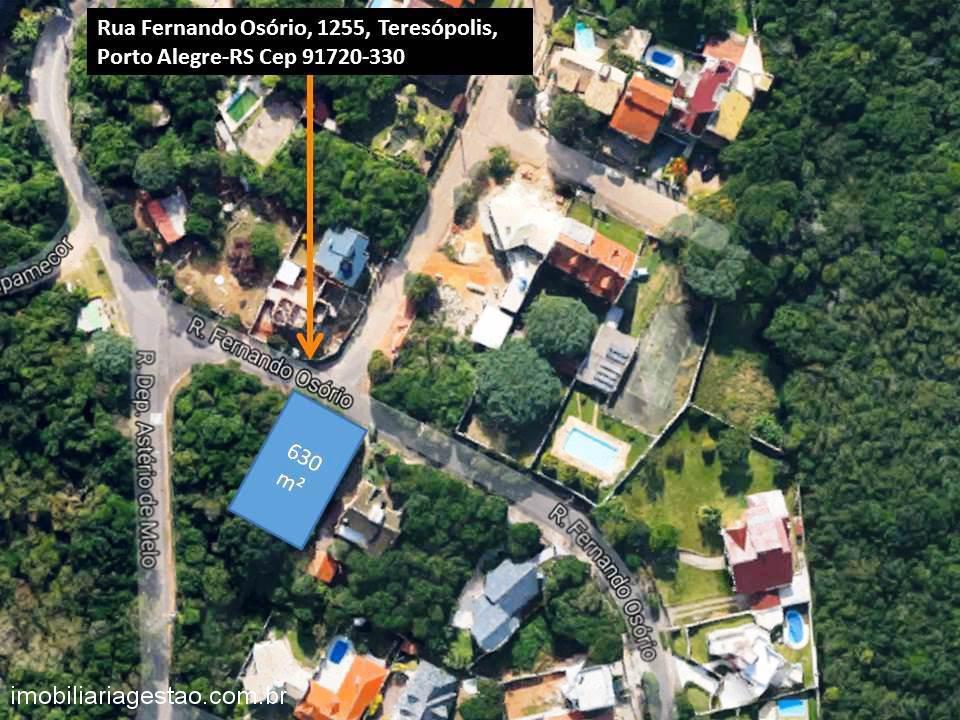Terreno, Teresópolis, Porto Alegre (356559)