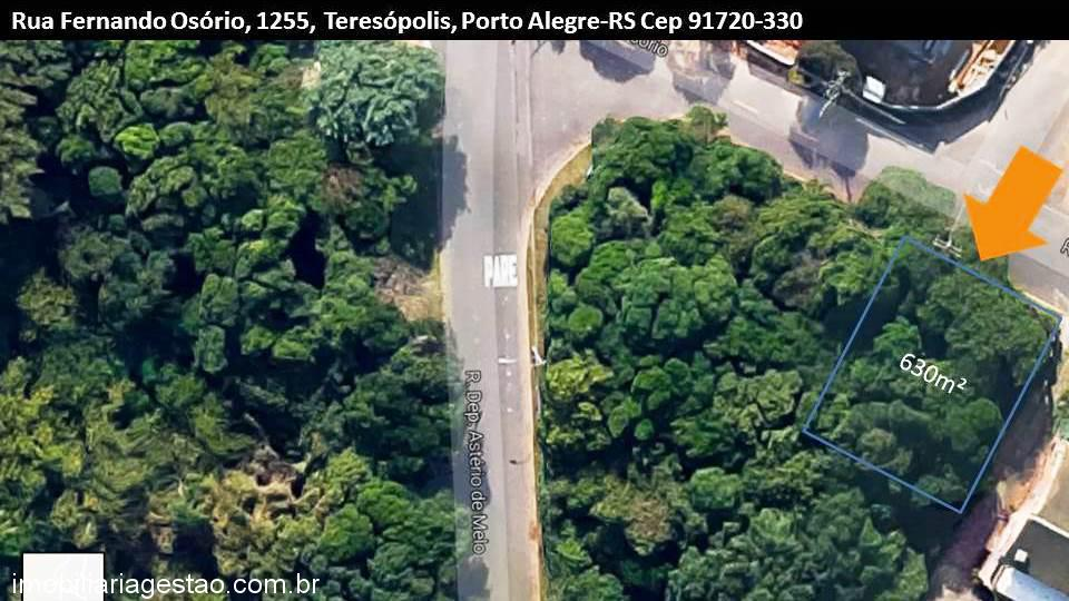 Terreno, Teresópolis, Porto Alegre (356559) - Foto 2