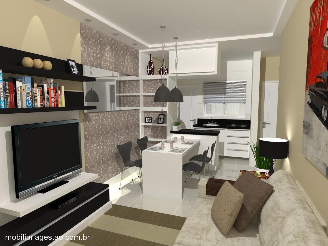 Imobiliária Gestão - Casa 2 Dorm, Bela Vista - Foto 3