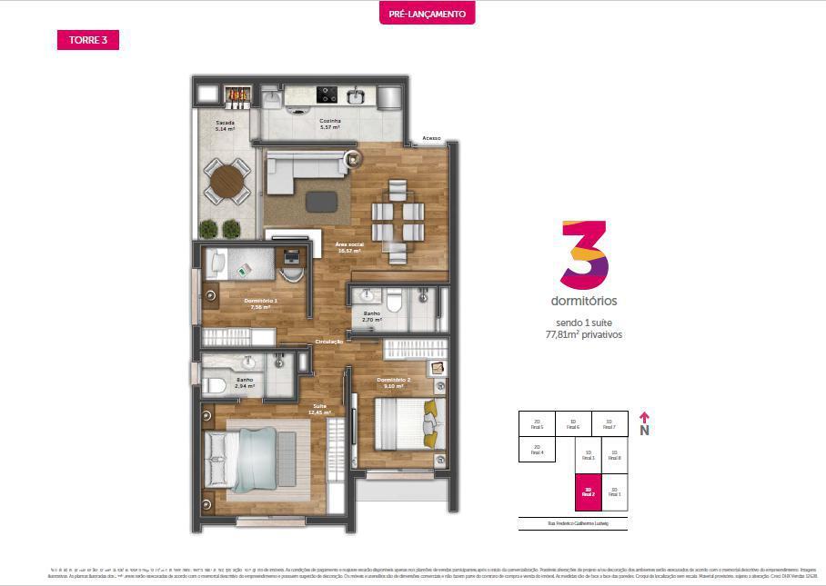 Imobiliária Gestão - Apto 3 Dorm, Centro, Canoas - Foto 10